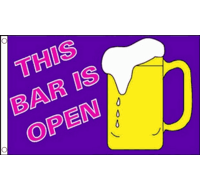 This Bar is Open