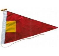 Fourth Signal Substitute Flag Printed