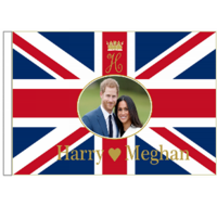 Royal Wedding Flag 5x3