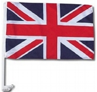 Union Flag Car Flags
