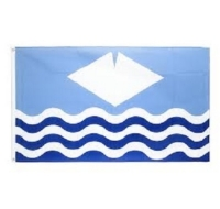 Isle of Wight Printed Flag