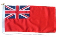 Red Sewn Ensign