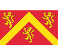 Ynys Mon (Anglesey) British County Flag