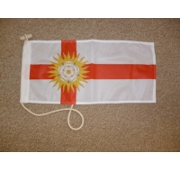 Yorkshire West Riding Flag British County Flag