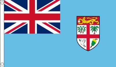 Fiji Printed Flag
