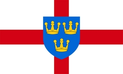 East Anglia Flag British County Flag