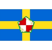 Pembrokeshire County Flag British County Flag