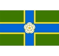 Yorkshire North Riding Flag British County Flag
