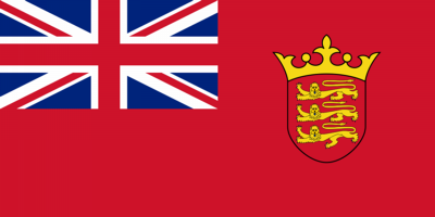 Printed Jersey Ensign Flag