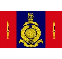 45 Commando Royal Marines Military Flag