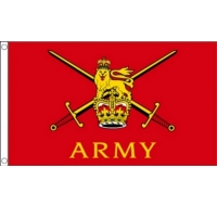 British Army Military Flag