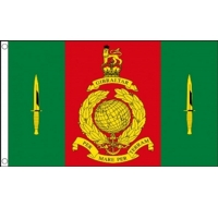 Commando Training Centre Royal Marines Military Flag