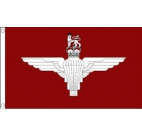 Parachute Regiment Military Flag