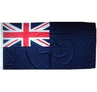 Blue Naval Ensign Military Flag