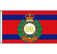 Royal Engineers Corps Military Flag