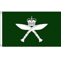 Royal Gurkhas Military Flag