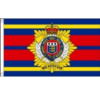 Royal Logistic Corps Military Flag