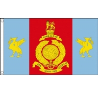 Royal Marines Reserve Liverpool Military Flag