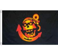 Pirate Skull Anchor